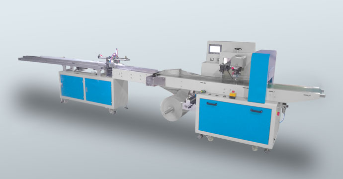 Cup packing machine (single row)